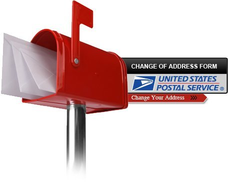 Us Mailing Change of Address